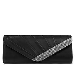 Gunne Sax by Jessica McClintock Dorothy Iridescent Chiffon Clutch Evening Bag