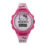 Hello Kitty® Kids Flashing Digital Watch