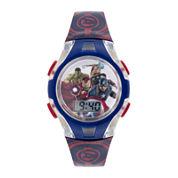Marvel® Avengers Kids Flashing Digital Watch