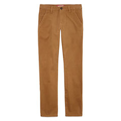 Arizona Stretch Chinos - Boys 8-20, Slim and Husky