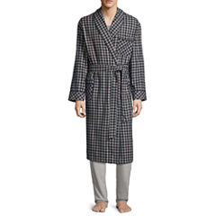 Stafford® Flannel Robe - Big & Tall