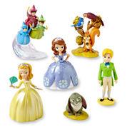 Disney Collection Sofia 6-pc. Figure Set
