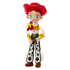 Disney Collection Jessie Medium Plush Doll