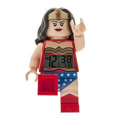 LEGO® DC® Universe Super Heros Wonder Woman Kids Mini Alarm Clock