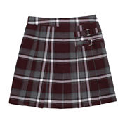 French Toast® Plaid Skort - Girls 7-20 and Plus