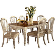 Meadowbrook 7-pc. Rectangular Dining Set