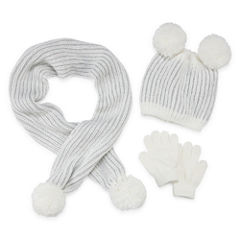 Toby Girls 3-pc. Cold Weather Set-Preschool