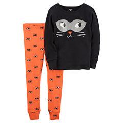 Carter's Halloween 2-pc. Pajama Set Girls