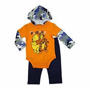 Disney Pooh Boys Winnie the Pooh Pant Se NB-9M