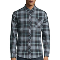 Zoo York® Long-Sleeve Mercury Woven Shirt
