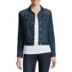 Liz Claiborne® Denim Jacket