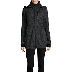 Xersion™ Fleece-Lined Softshell Jacket
