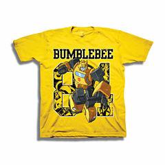 Transformers Graphic T-Shirt-Preschool Boys