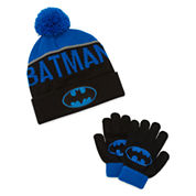 Boys Batman Cold Weather Set-Preschool