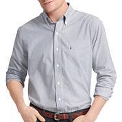 IZOD® Striped Woven Shirt