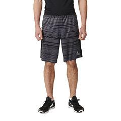 adidas® Climacore Sports Straight-Leg Glitch Shorts