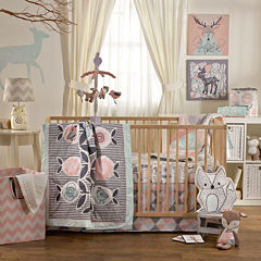 Sparrow 4-pc. Crib Bedding Set