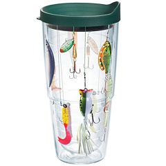 Tervis® 24-oz. Fishing Lures Insulated Tumbler
