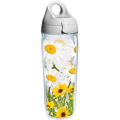 Tervis® White Daisies Insulated Water Bottle
