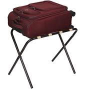 Household Essentials® Black Luggage Rack
