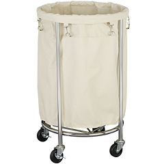 Household Essentials® Round Commercial Laundry Hamper