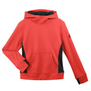Adidas Long Sleeve Sweatshirt - Big Kid Girls