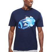 adidas® Short-Sleeve Big Play Cotton Tee
