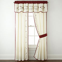 Home Expressions Hope Chest 2-Pack Curtain Panels