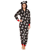 Disney Mickey Mouse Long Sleeve One Piece Pajama