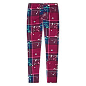 Arizona Solid Knit Leggings - Big Kid Girls