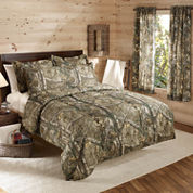 Real Tree Camo Comforter Set