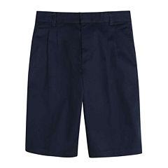 French Toast® Pleated Shorts - Boys 4-7