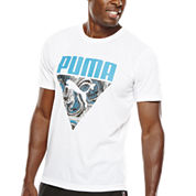 Puma® Fill Graphic Tee