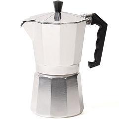 Casa Maria® 9-Cup Stovetop Espresso Maker