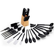 Farberware® 40-pc. Cutlery & Tools Set