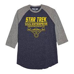 Star Trek 3/4-Sleeve Raglan Shirt