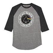 Pink Floyd 3/4-Sleeve Raglan Shirt