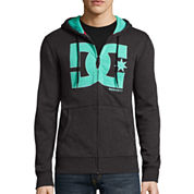 DC Shoes Co.® Core T Star Long-Sleeve Front-Zip Hoodie