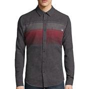 DC Shoes Co.® Long-Sleeve Horizon Woven Button-Down Shirt