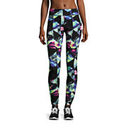 City Streets® Wide Waistband Leggings - Juniors
