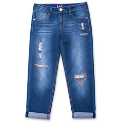 Lee Boyfriend Fit Jean Big Kid Girls