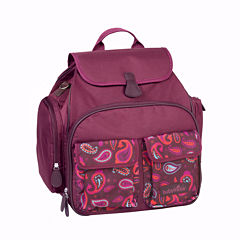 Babymoov Glober Diaper Bag - Cherry