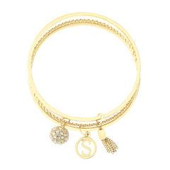 Liz Claiborne Yellow Charm Bracelet