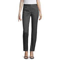 Worthington® Blocked Suit Ankle Pants - Tall