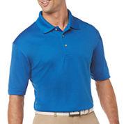 PGA TOUR® Solid Short-Sleeve Polo - Big & Tall