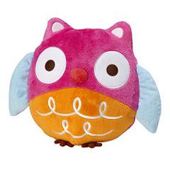 NoJo® Love Birds Plush Owl