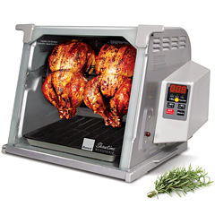 Ronco ST5000PLGEN Digital Showtime Rotisserie
