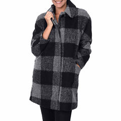 Wool Blend Coats & Jackets for Women - JCPenney