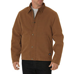 Dickies® Sanded Duck Sherpa-Lined Jacket