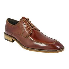 Stacy Adams® Bramwell Mens Moc-Toe Leather Dress Shoes